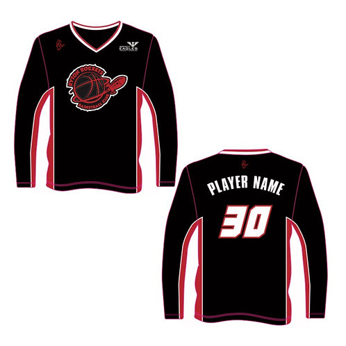 Ryton Rockets Shooting Shirt Design 3