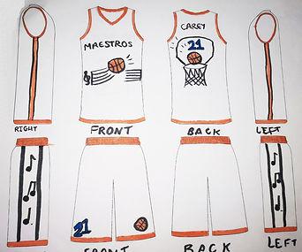 hoop freakz basketball teamwear design y