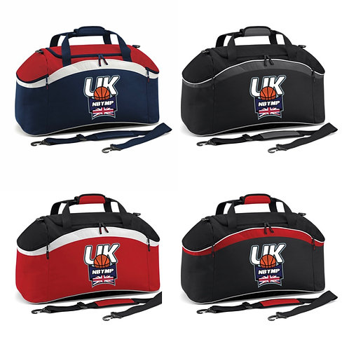 NBYMP UK Holdall