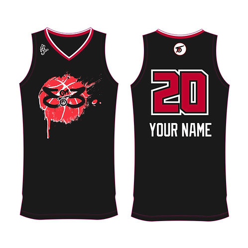 Cannons Basketball 3X3 vest -Black