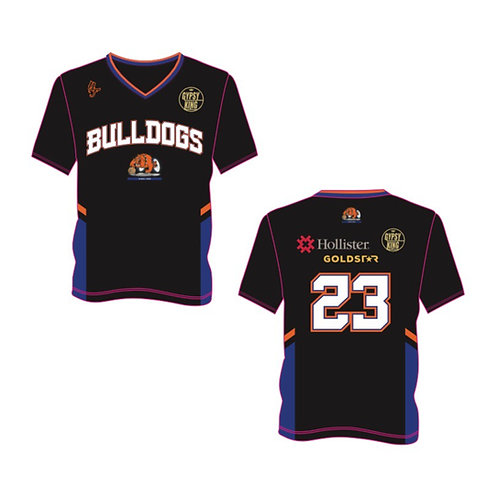 Lancaster Bulldogs Shooting Shirt - Short Sleeve