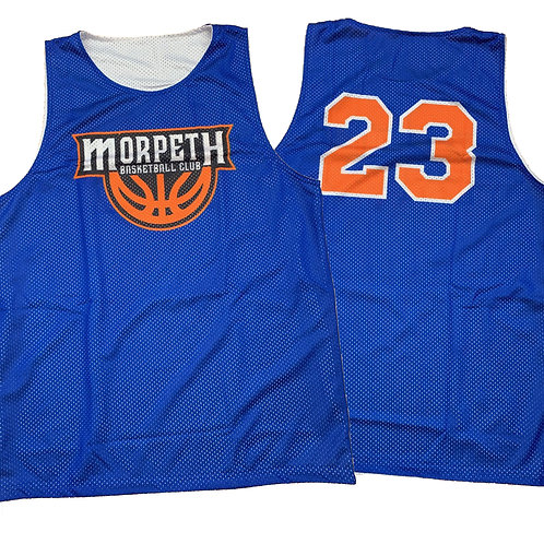 Morpeth Reverisble Training Vest