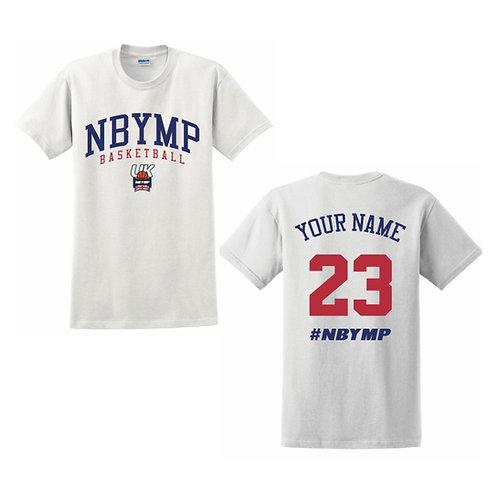 NBYMP UK T-shirt Design 2 - White