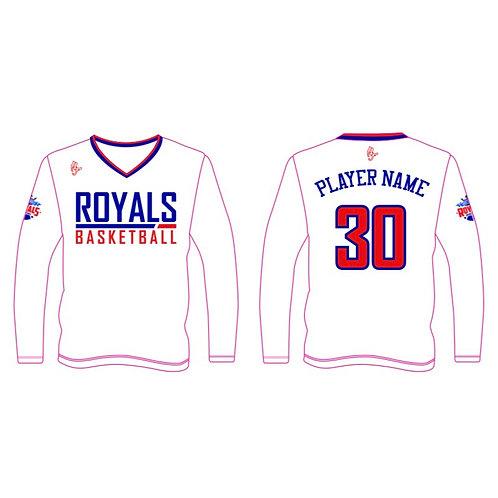 East Herts Royals Shooting Shirt design 2