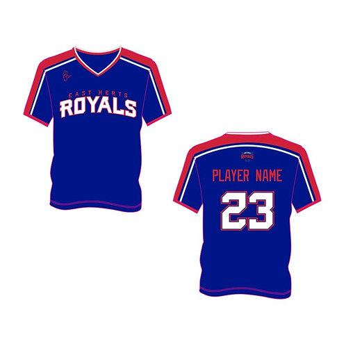 East Herts Royals Shooting Shirt design 5