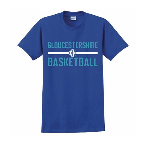 Old Spots Royal Blue T-shirt 2
