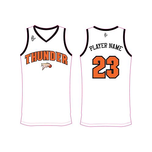 Worthing Thunder Training Jersey Design 2 - White