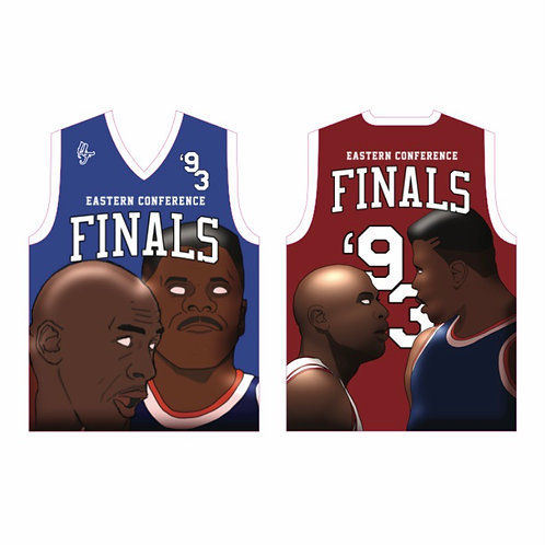 93 Finals Vest - Flagrant Goon Collab
