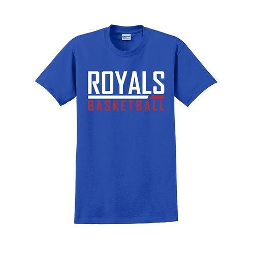 East Herts Royals - Blue T-shirt Design 2