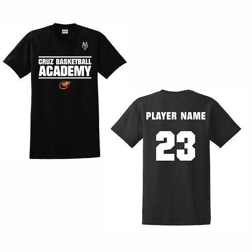 Cruz Basketball Academy T-Shirt Design 9