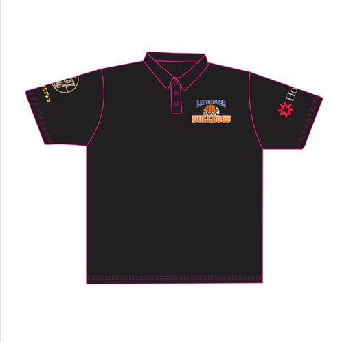 Lancaster Bulldogs Sublimated Polo Shirt