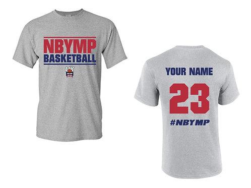 NBYMP UK T-shirt Design 3 - Sport Grey