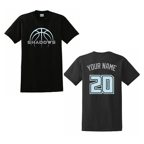 Stockton Shadows T-shirt Design 1