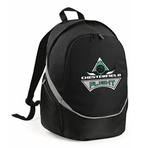 Chesterfield Flight Black Backpack