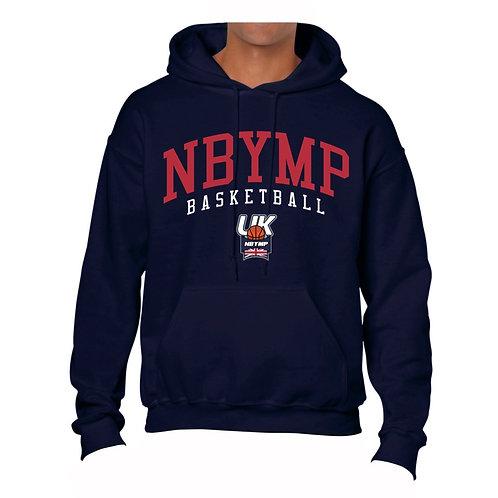 NBYMP UK Hoody design 2 - Navy