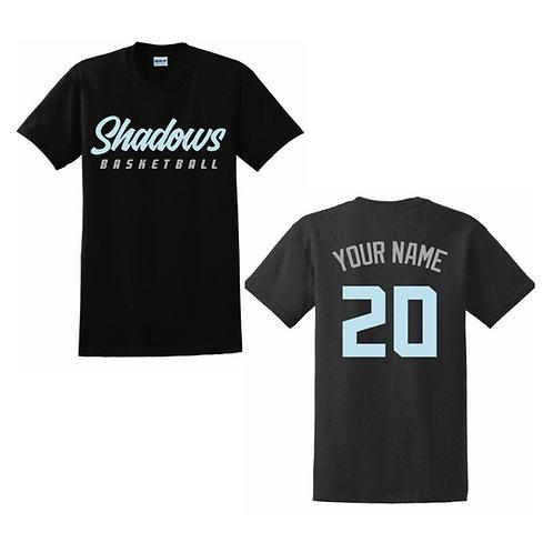 Stockton Shadows T-shirt Design 5