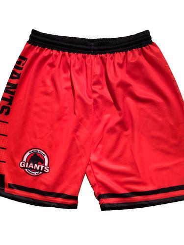 hoop freakz basketball giants sgs shorts