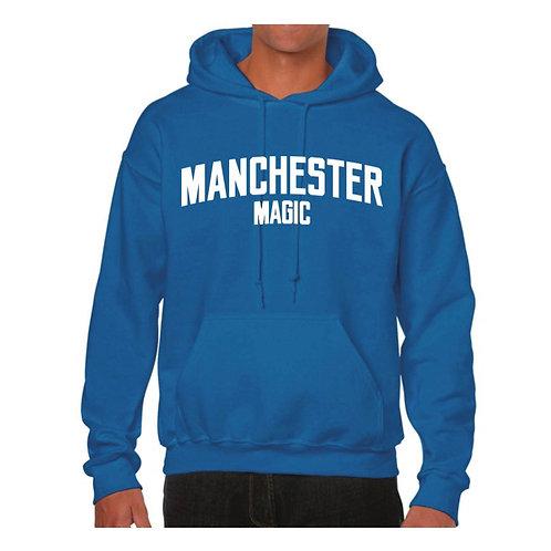 Manchester Magic Blue Hoody
