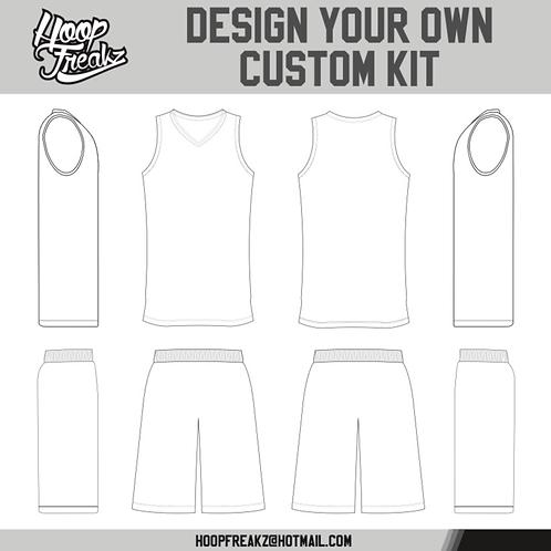 Design Your Own Custom Kit
