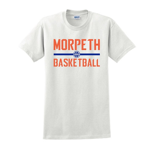Morpeth - White T-shirt Design 4