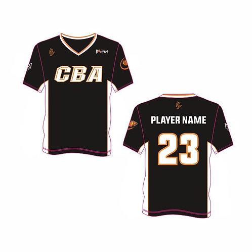 Cruz Basketball Academy Shooting Shirt Design 5