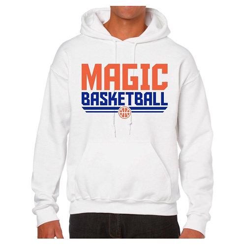 Morpeth Magic White Hoody design 5