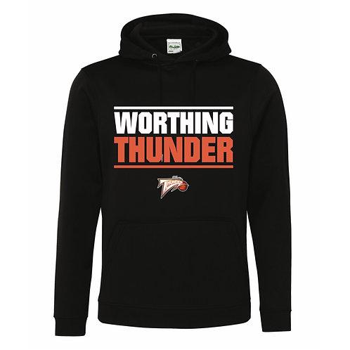 Worthing Thunder Sports Polyester Hoody