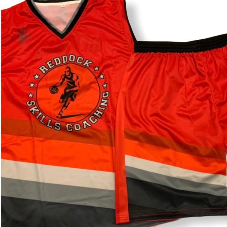 Hoop Freakz UK basketball teamwear irvin