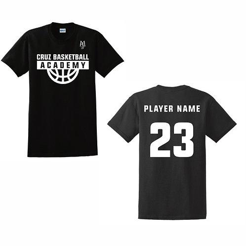 Cruz Basketball Academy T-Shirt Design 10
