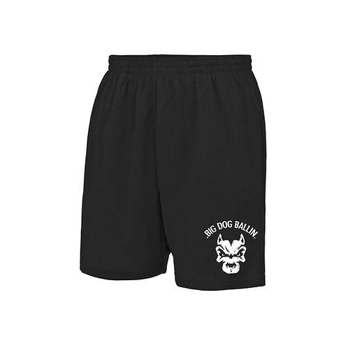 Big Dog Ballin Black Shorts