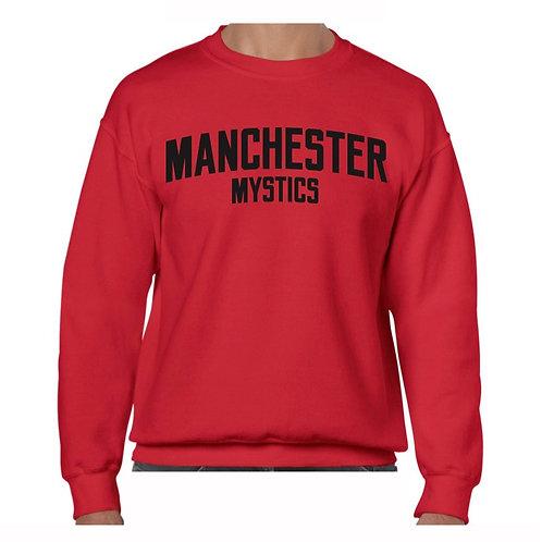Manchester Mystics Red Crew