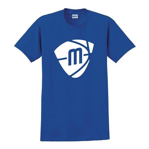 Manchester Magic & Mystics Blue Logo T-shirt