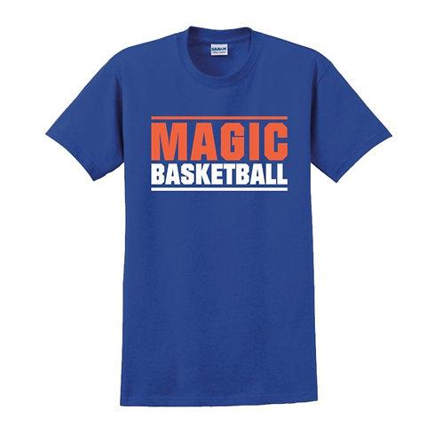 Morpeth Magic - Blue T-shirt Design 1