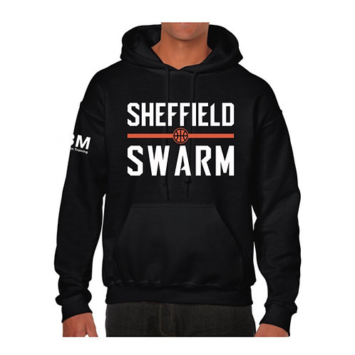 Sheffield Swarm Black Hoody 7