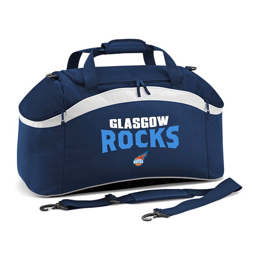 Glasgow Rocks Holdall