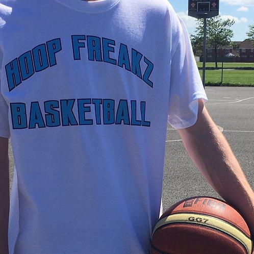 HF Basketball Arc T-shirt - White