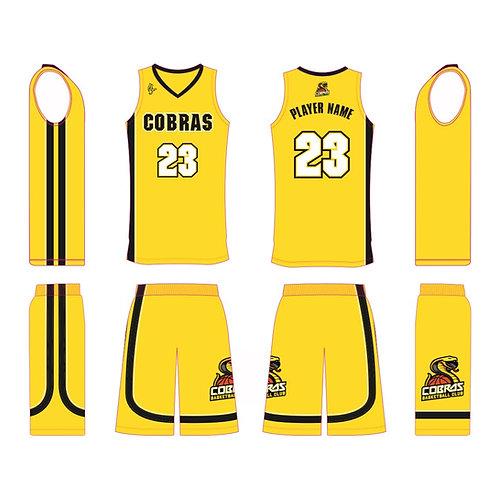 Caerphilly Cobras Yellow Kit