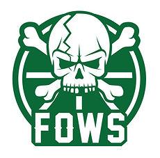 Hoop Freakz basketball teamwear Fows log