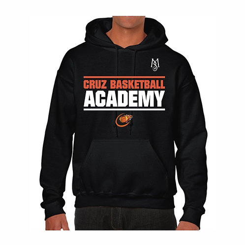 Cruz Basketball Academy Hoody design 2