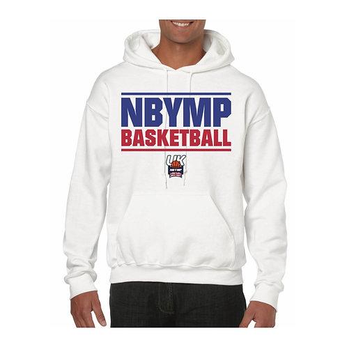 NBYMP UK Hoody design 3 - White