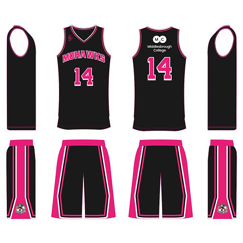 Tees Valley Mohawks Womens Playing Kit