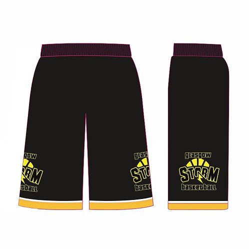 Glasgow Storm Training shorts