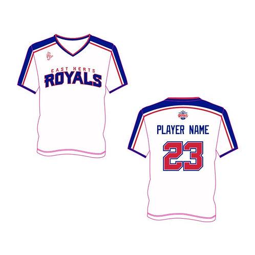 East Herts Royals Shooting Shirt design 4