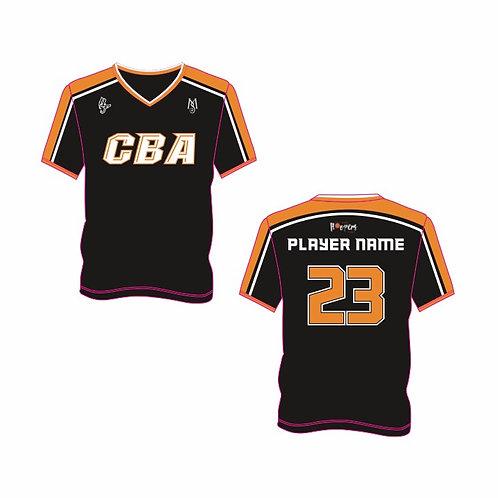 Cruz Basketball Academy Shooting Shirt Design 2
