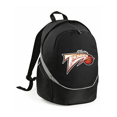 Worthing Thunder Black Backpack