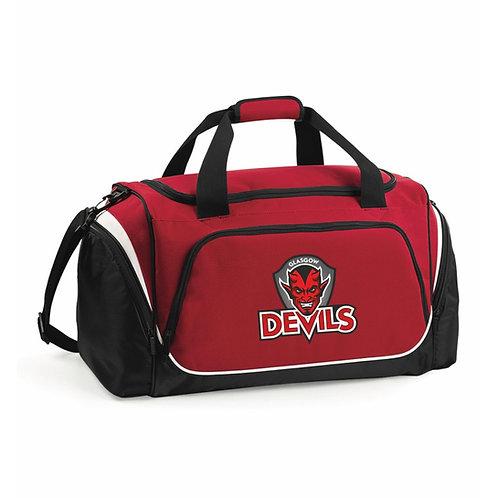 Glasgow Devils Red  Holdall