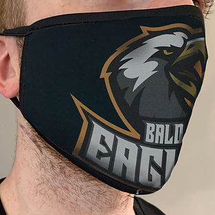 Hoop Freakz UK basketball teamwear mask