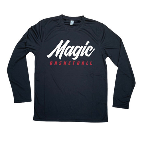 Manchester Magic Basketball Long Sleeve Shirt