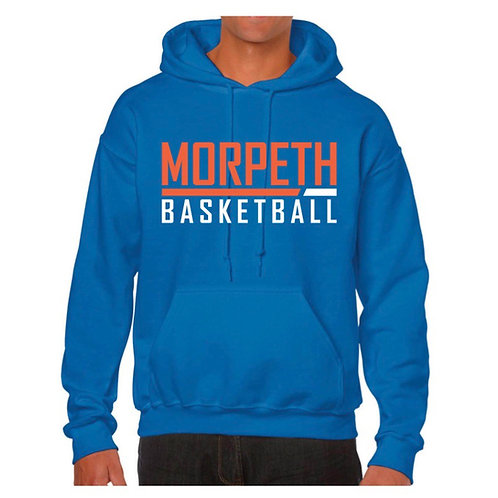 Morpeth Blue Hoody design 2