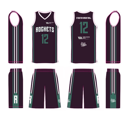 Stockton Rockets Kit
